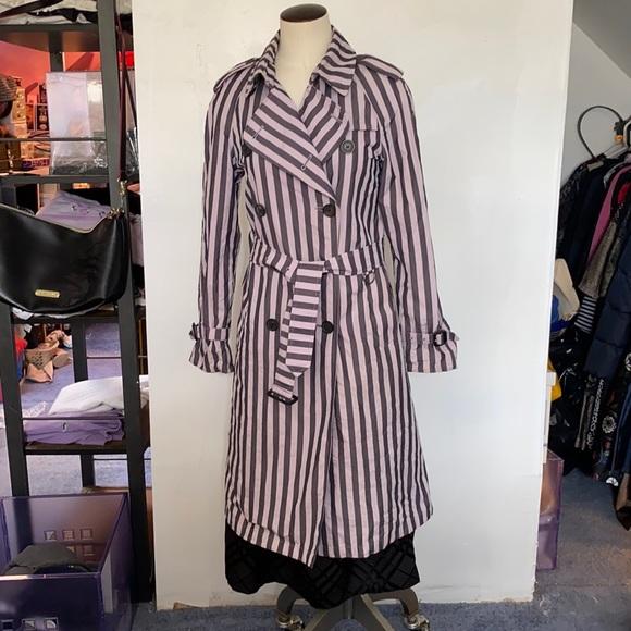 Authentic vintage Burberry trench coat